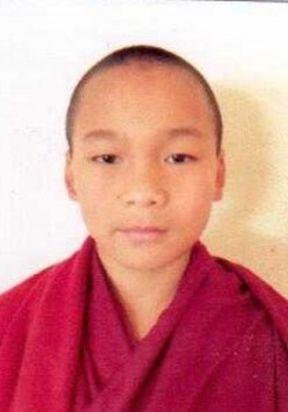 INS027 Dorje Sangpo